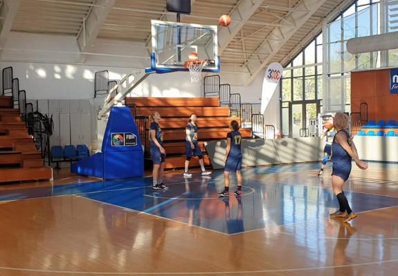 FCC Baschet Arad se impune clar în partida cu Phoenix CSU Simona Halep Constanța