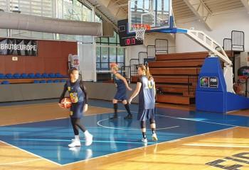 FCC Baschet Arad obține o victorie clară în fața celor de la Țara Bârsei 2011 Brașov