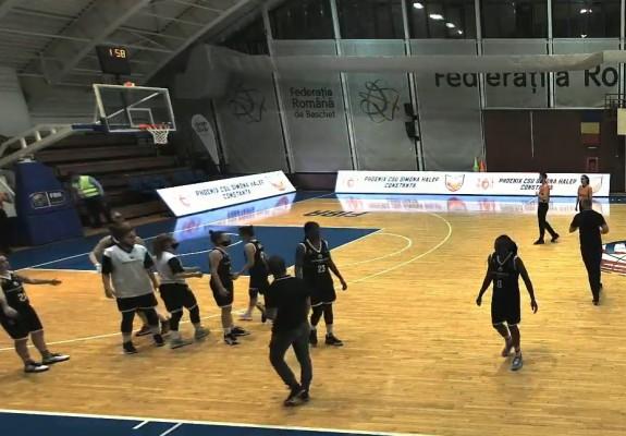 Universitatea Cluj-Napoca se impune și în partida cu Phoenix Constanța