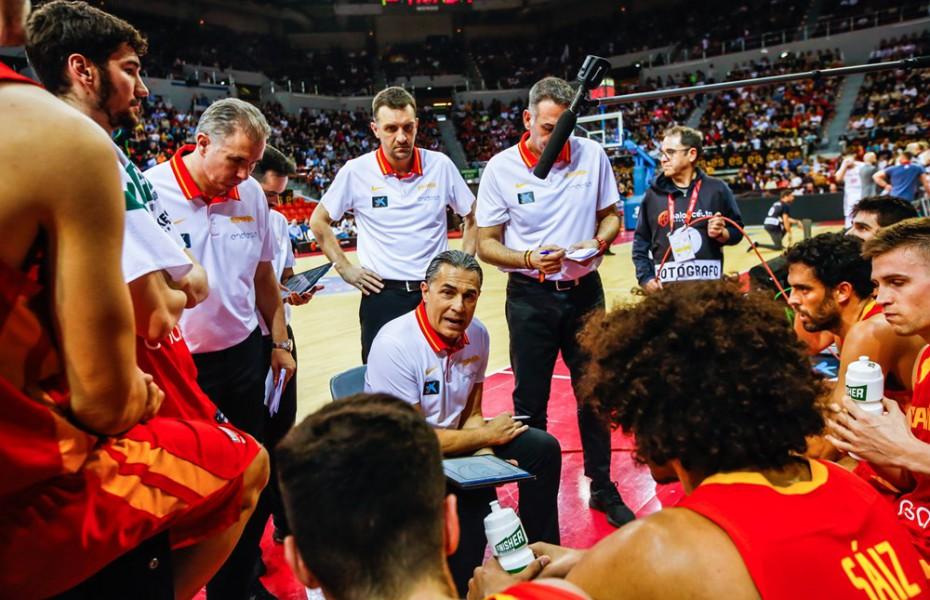 Spania va juca la Valencia fără vedetele din NBA şi Euroligă
