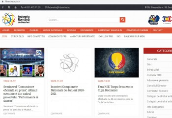 Opinie. Cum (nu) a promovat FRB prima fază din Cupa României la feminin
