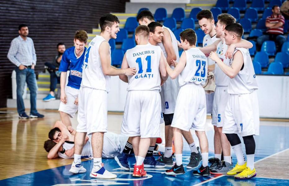 CSM Galați păstrează nucleul campioanei de la U20 masculin