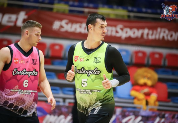 """Iulian Orbeanu: """"Vom încerca să jucăm un baschet de calitate și să ne bucurăm de acest moment"""""""