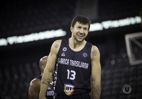 """Andrija Stipanovic: """"Este foarte important să dăm totul pentru a ne califica în Final 8"""""""