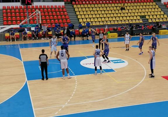 SCM Timișoara câștigă la scor partida cu CSM Târgu Jiu