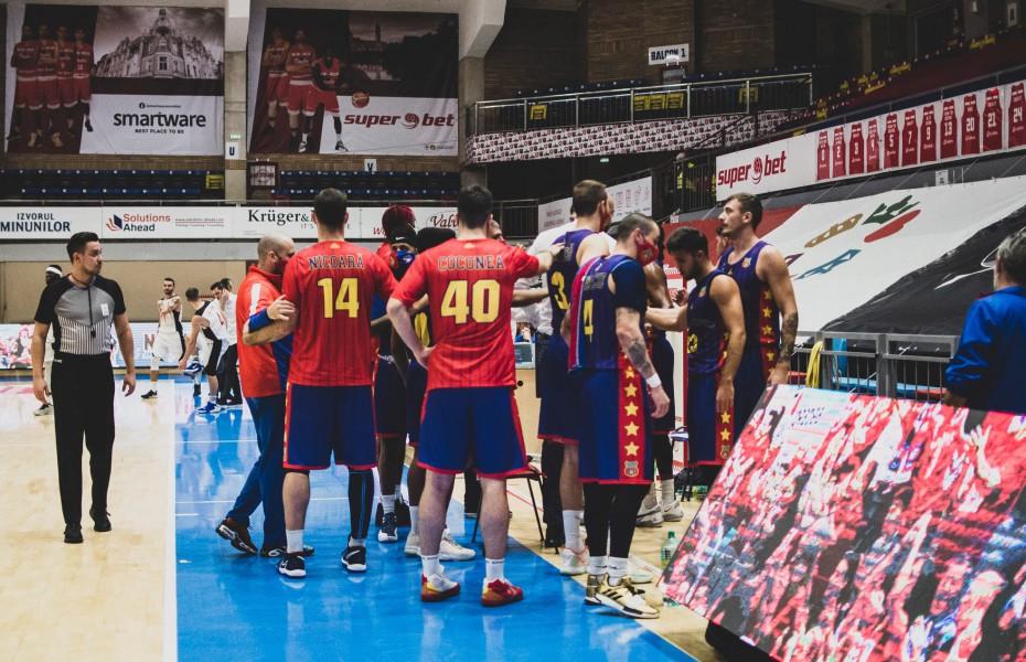 CSA Steaua București trece la pas de Athletic Constanța