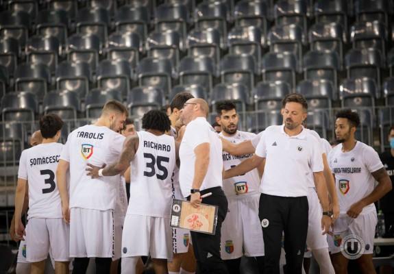 U BT Cluj-Napoca încheie cu un parcurs perfect Grupa A din Cupa României