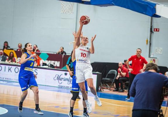 Naționala României a pierdut și meciul împotriva selecționatei din Danemarca