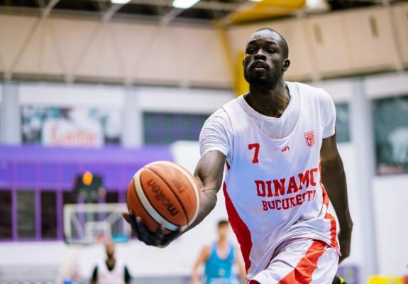 Ousmane Barro nu mai face parte din lotul lui Dinamo București