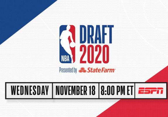NBA Draft 2020 are loc în această noapte