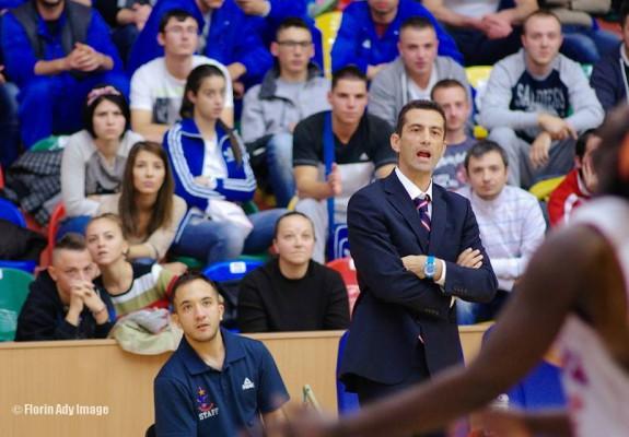 Florin Nini are un nou antrenor asistent la BCM U Pitești