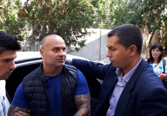 Interlopul Dasaev a fost eliberat din arest la domiciliu