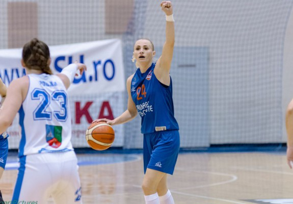Ancuța Stoenescu și-a prelungit contractul cu CSM Târgoviște