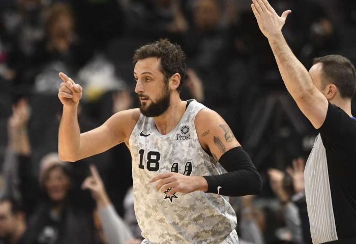 Marco Belinelli revine în țara natală după 13 ani petrecuți în NBA