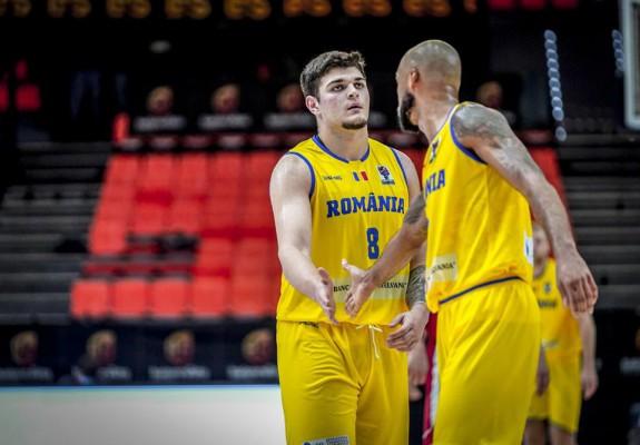 Ștefan Grasu, cel mai tânăr debutant la națională din ultimii 20 de ani