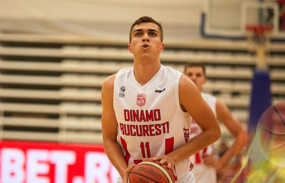 Daniel Ioniță rămâne jucătorul lui Dinamo Știința București și pentru sezonul 2019/2020