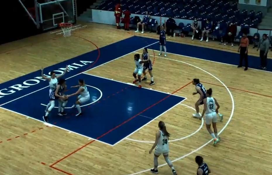 CSM Alexandria reușește să obțină victoria în meciul cu Agronomia București