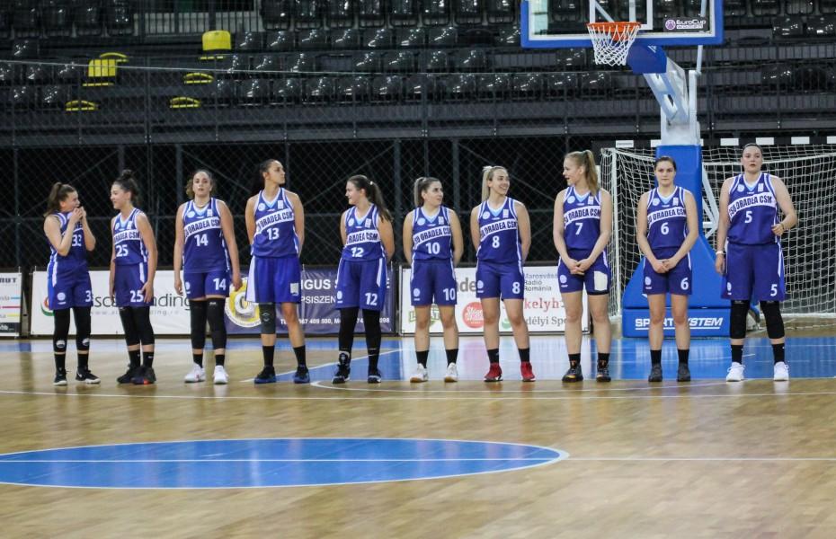 CSU Oradea și ACS Rookies vor colabora pentru baschetul feminin orădean