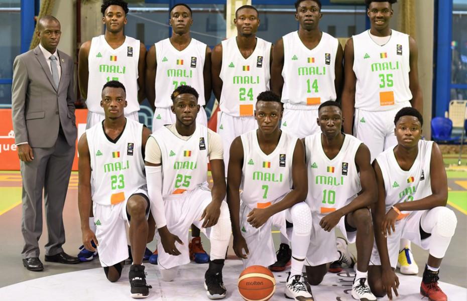 Modibo Diaby s-a calificat cu naționala statului Mali în finala AfroBasket U18
