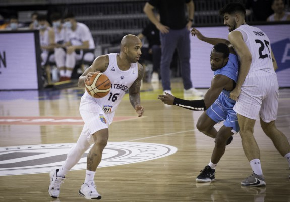 Gregory Vargas pleacă de la U-BT Cluj-Napoca