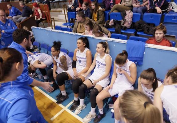 Echipa feminină de la CSM Târgu Mureș, închisă după doar un sezon