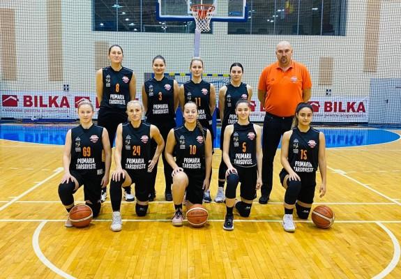 Echipele din Târgoviște, Arad și Târgu Secuiesc s-au impus în primele meciuri ale turneului 4 LNBF