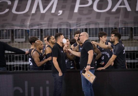 Declarații Mihai Silvășan și Andrija Stipanović după victoria cu CSM Galați