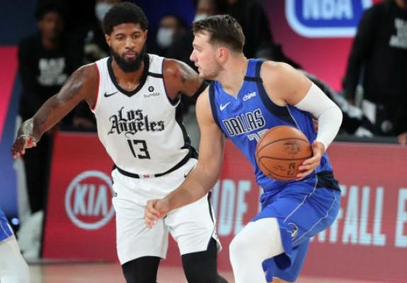 Dallas Mavericks a surclasat-o pe LA Clippers. Video