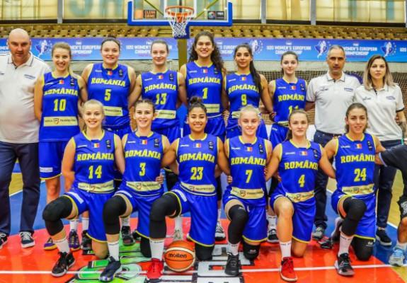 România U20 feminin atinge suta în decisivul cu Kosovo și trece în faza a doua a grupelor