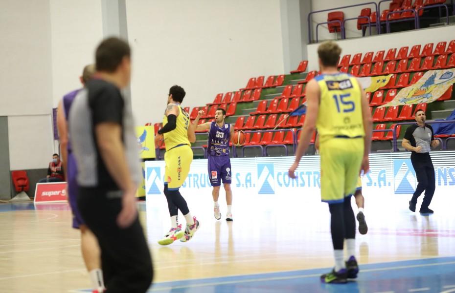 """Igor Mijajlovic: """"Am fi putut lua decizii mai bune în sfertul al patrulea"""""""