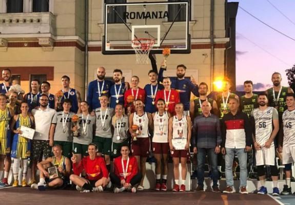 Titlurile din LNB 3x3 merg din nou la București