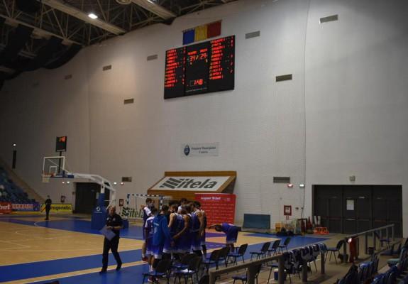 Încă un turneu de LNBM se va desfășura pe terenul lui SCM U Craiova