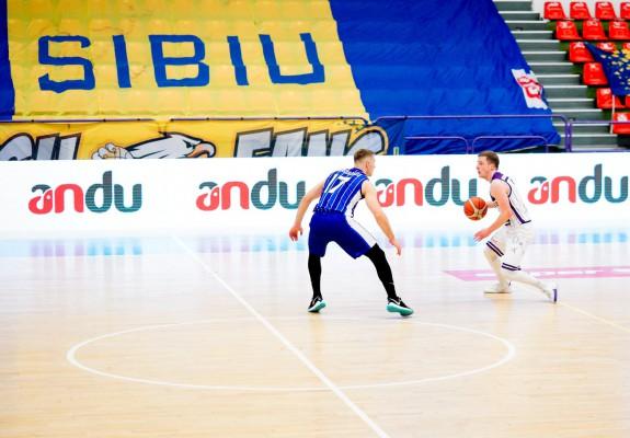 Career high pentru Tudor Gheorghe în LNBM