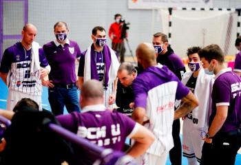 BCM Pitești trece de CSM Galați la capătul unui meci echilibrat