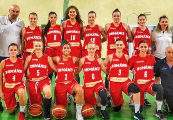 Debut cu stângul pentru naționala feminină U20 la Campionatul European, divizia B