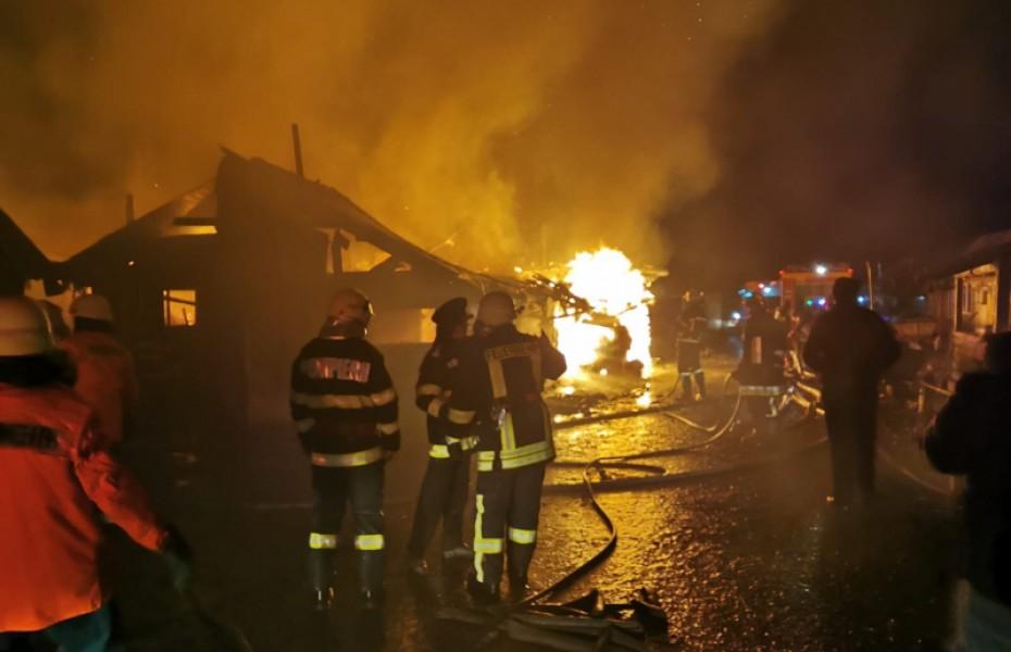 CSM Oradea, licitație caritabilă pentru victimele incendiului din Miercurea Ciuc