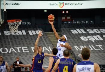 Monyea Pratt, un nou triple-double în tricoul lui SCM U Craiova