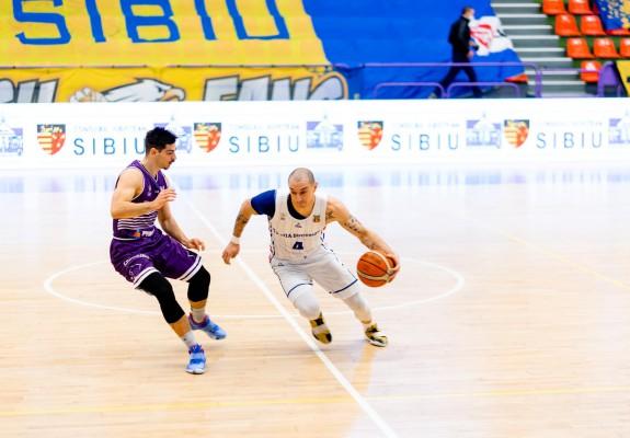 Andrei Mandache a ajuns la patru meciuri consecutive cu minim 20 de puncte marcate