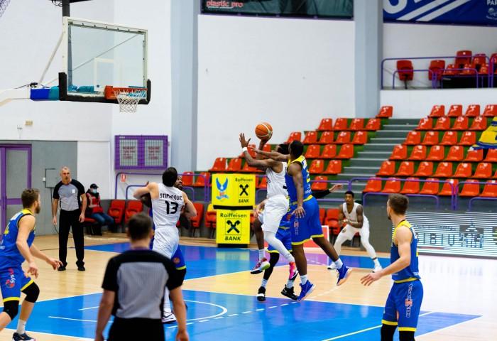 Clasamentul LNBM la finalul turneului 6