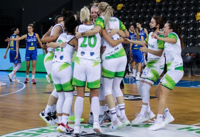 Sepsi-SIC va întâlni o echipă din Spania în optimile EuroCup
