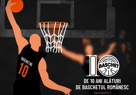 10 ani baschet.ro: (O parte dintre) Cele mai bune interviuri și materiale semnate totalbaschet