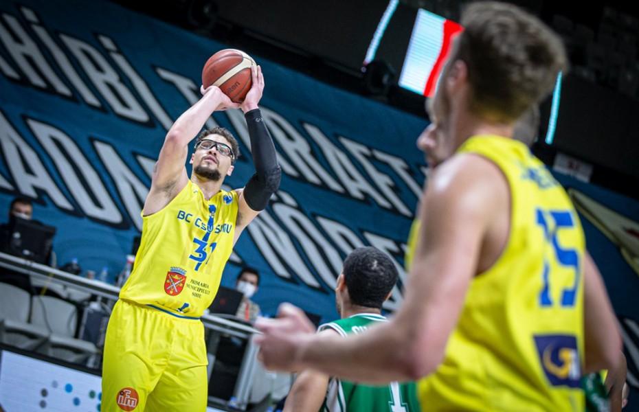 Isaiah Philmore, start excelent în FIBA Europe Cup