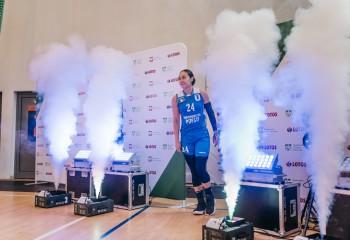 Sonia Ursu, MVP la European Universities Basketball Championship