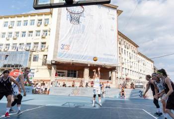 Programul turneului final al LNB 3x3, de la Târgu Jiu