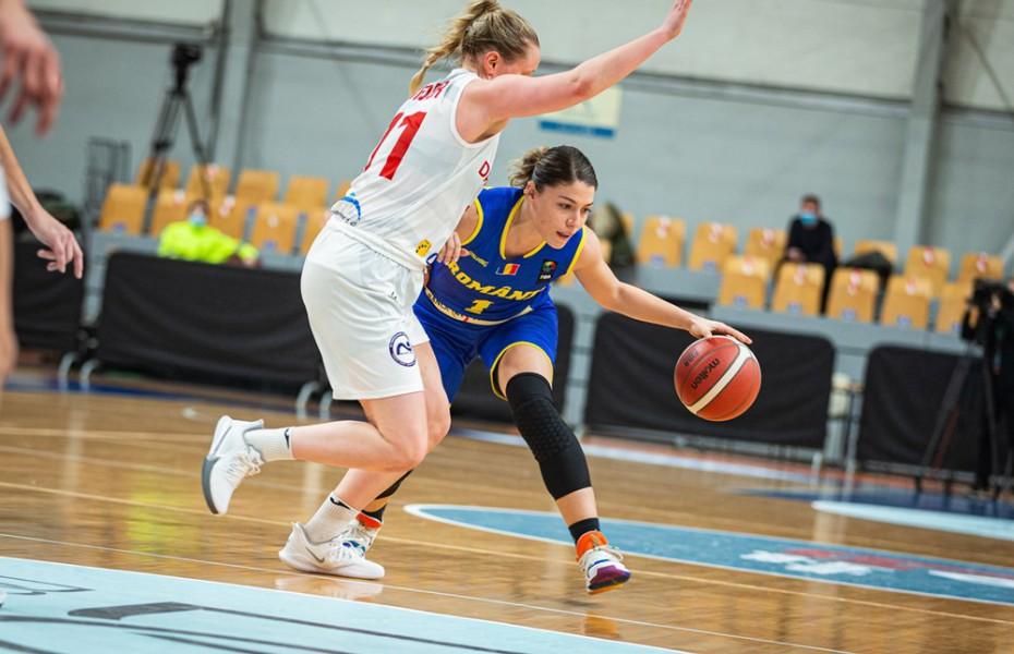 Acvilele dispută joi, 4 februarie meciul împotriva Cehiei din preliminariile EuroBasket 2021