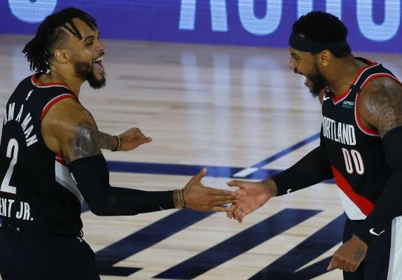 Portland Trail Blazers câștigă pe terenul Philadelphiei fără patru titulari. Video