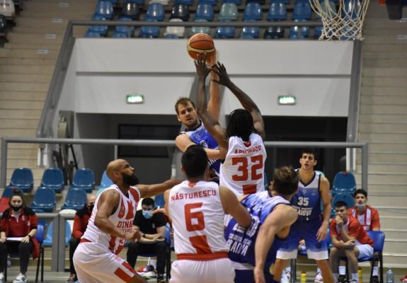 Dinamo găzduiește în premieră un turneu de LNBM