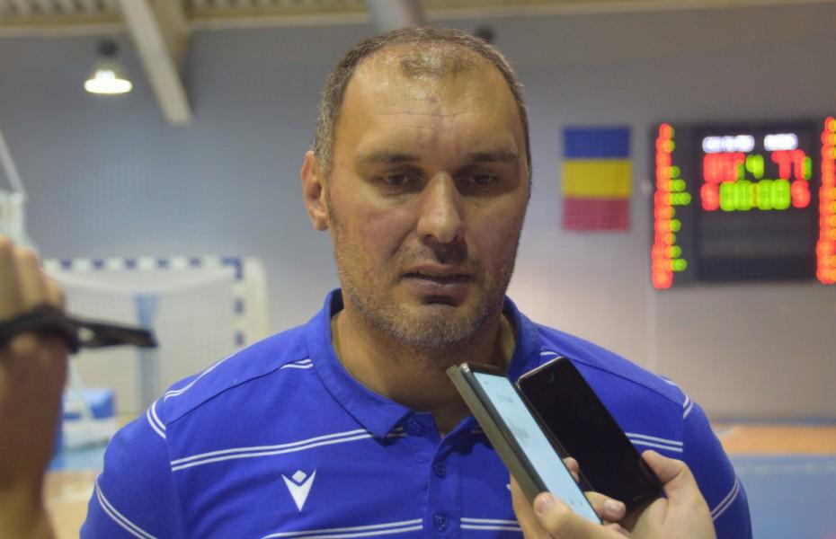 """Claudiu Alionescu: """"Obiectivul nostru este să ne menținem în LNBM și sezonul viitor"""""""