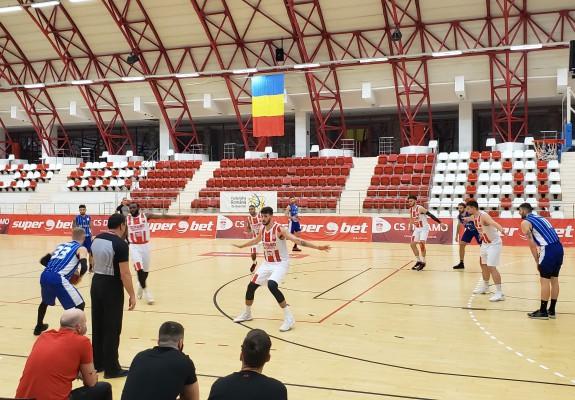 CSM Târgu Jiu câștigă meciul cu Dinamo după o repriză de prelungiri