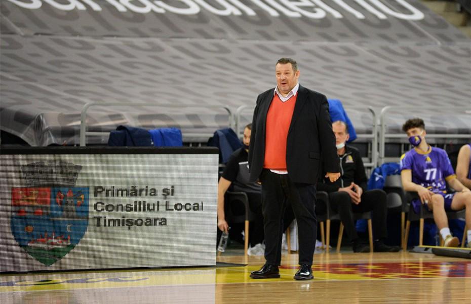 """Dragan Petricevic: """"Șansele noastre la playoff rămân intacte"""""""